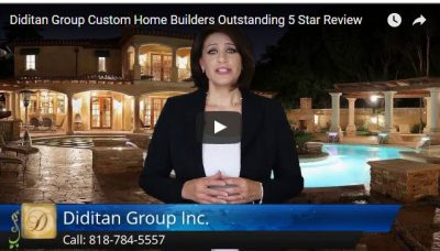 Excellent 5-Star Review By Moshe A. – Diditan Custom Home Builders