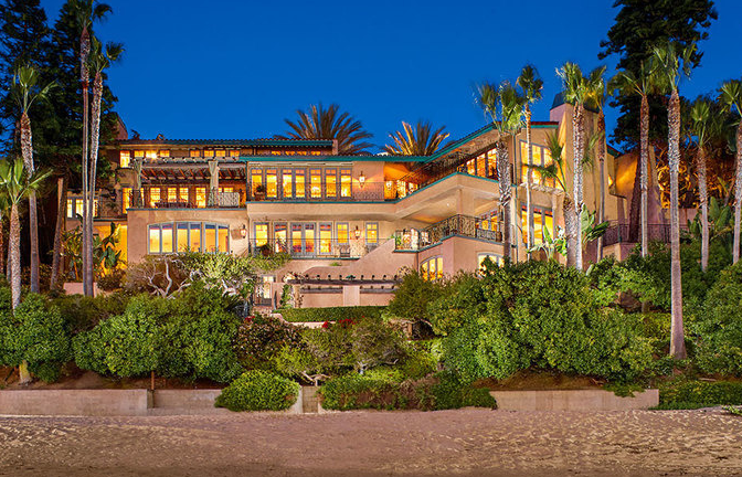 Laguna Beach Luxury Beach House