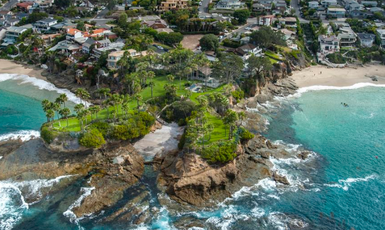 Laguna Beach Luxury Beach Home