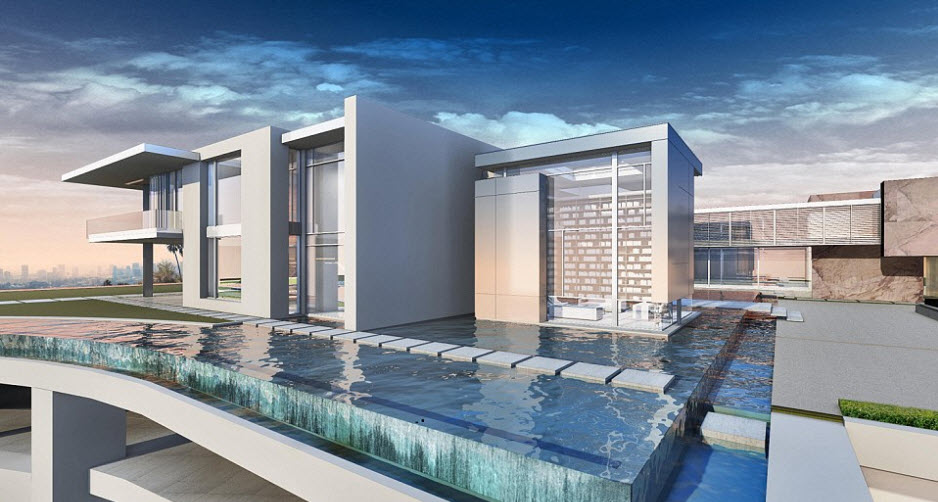 The Appeal Of Mega Mansions For Los Angeles Home Builders